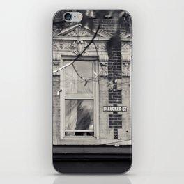 Bleecker Street iPhone Skin