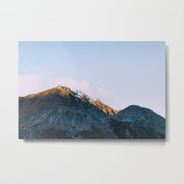 Dawn Mountain - Kenai Fjords National Park II Metal Print