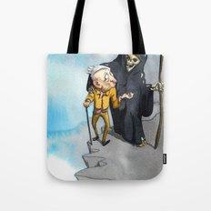 Suspense Tote Bag