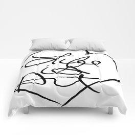 Life is Art Comforters