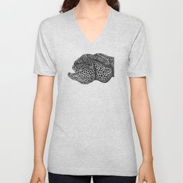 Moray Eel Unisex V-Neck