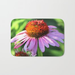 Cone Flower or Echinacea in Horicon Marsh Bath Mat