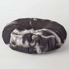 Romeo and Juliet Floor Pillow