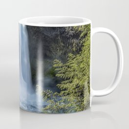 Koosah Falls No. 3 Coffee Mug