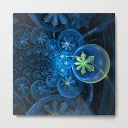 Moonflower Metal Print