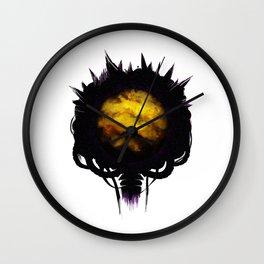 Zebes Wall Clock
