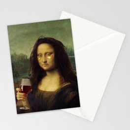 Drunk Lisa Stationery Cards
