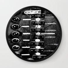 Light Box Wall Clock