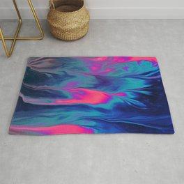Color scattering Rug