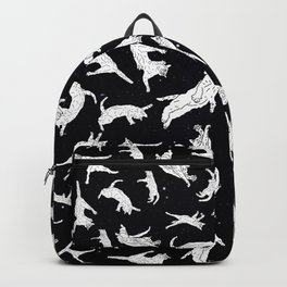Flying Space Cats Backpack