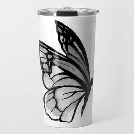 Ink butterfly Travel Mug