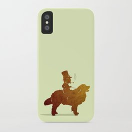 The Gold Retriever iPhone Case