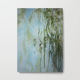 Untitled, Abandoned Beauty Series Metal Print