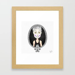 ZAID Framed Art Print