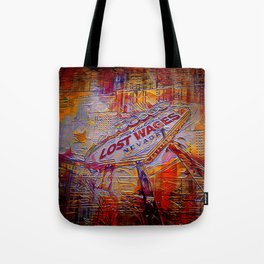 Lost Wages, Nevada Tote Bag