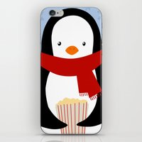chill iPhone & iPod Skins featuring Chill by roololoo
