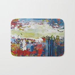 Board walk Bath Mat