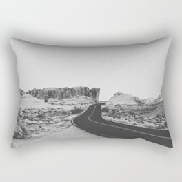 ROAD TRIP VIII / Valley of Fire, Nevada Rectangular Pillow