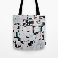 fylss ynyglyph Tote Bag
