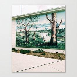 Goldrush in Foster, Victoria, Australia Canvas Print