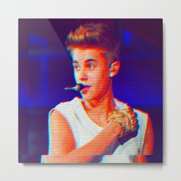 JB Metal Print