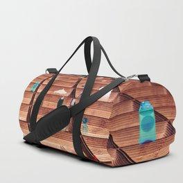 Time Rabbit World Duffle Bag