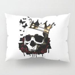 El Rey de la Muerte Pillow Sham
