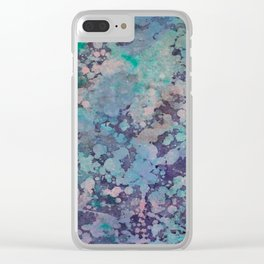 Nodus Tollens Clear iPhone Case