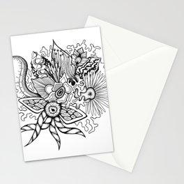 Toxic I: 3 Stationery Cards
