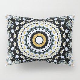 Just Because Nothingness Mandala Pillow Sham