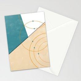Mahi #geometrical #art Stationery Cards