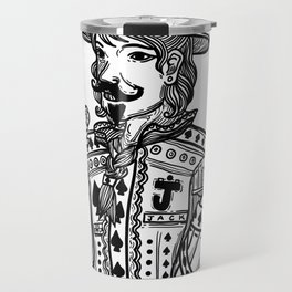 Jack love coffee. Travel Mug