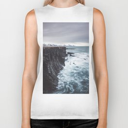 The Edge - Landscape and Nature Photography Biker Tank