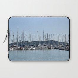 Lake Balaton Laptop Sleeve