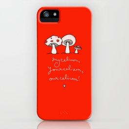 My Celium iPhone Case