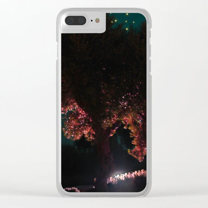 Olive Tree | Niarchos Foundation Cultural Center | Clear iPhone Case