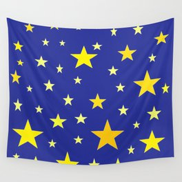 Star Spangled Wall Tapestry