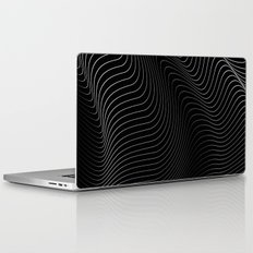 Minimal curves II Laptop & iPad Skin