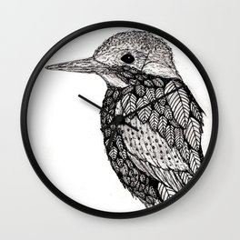 Another Birdie Wall Clock