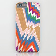 wonky chevron Slim Case iPhone 6s