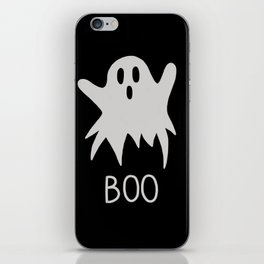 Are you scared ? #5 iPhone Skin