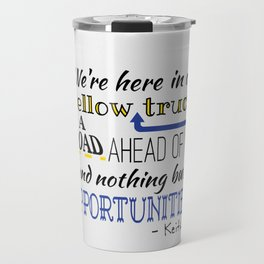 What's the Rush? - Keith Travel Mug