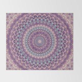 Mandala 436 Throw Blanket