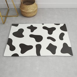 Cow Sports Rug