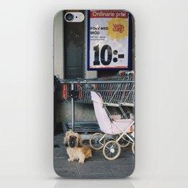 No. 4 iPhone Skin