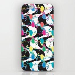 Flamingos Goes to Copacabana iPhone Skin