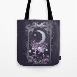 Cute Wendigo Tote Bag