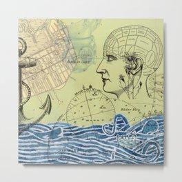 A Drop in the Ocean Metal Print