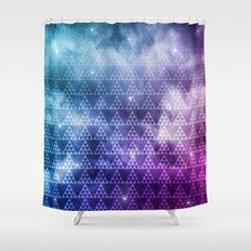 Galaxy Fade Shower Curtain