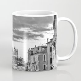 A view of Venice from the Accademia Bridge Coffee Mug